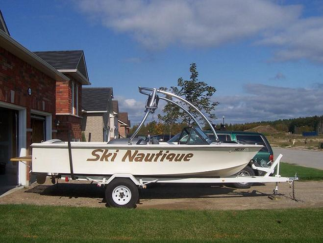 Wakeboarder 1978 Correct Craft Ski Nautique Ontario