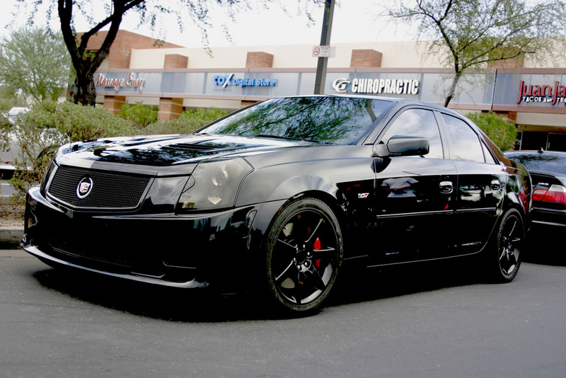 Vwvortex Com 2004 Cadillac Cts V Tell Me About It