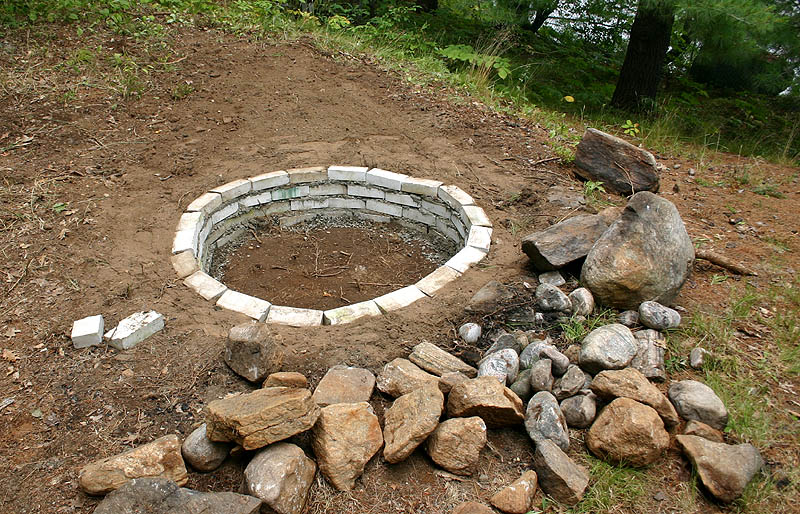 Sunken Fire Pit Perfect Fire Pit Designs Trending In The