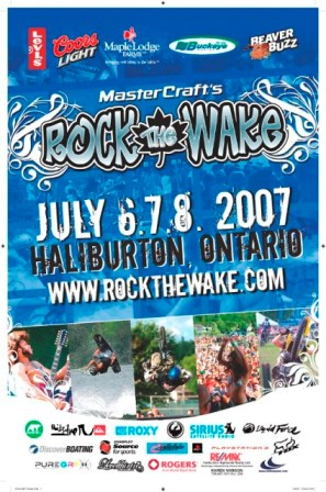 Rock the Wake